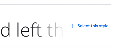 select the style sheet in Google Fonts for SharpSpring.png